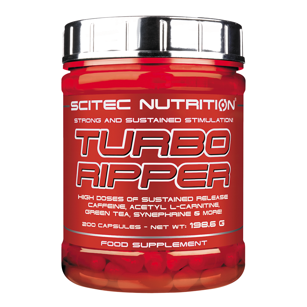 Scitec Nutrition Turbo Ripper 200 kap.