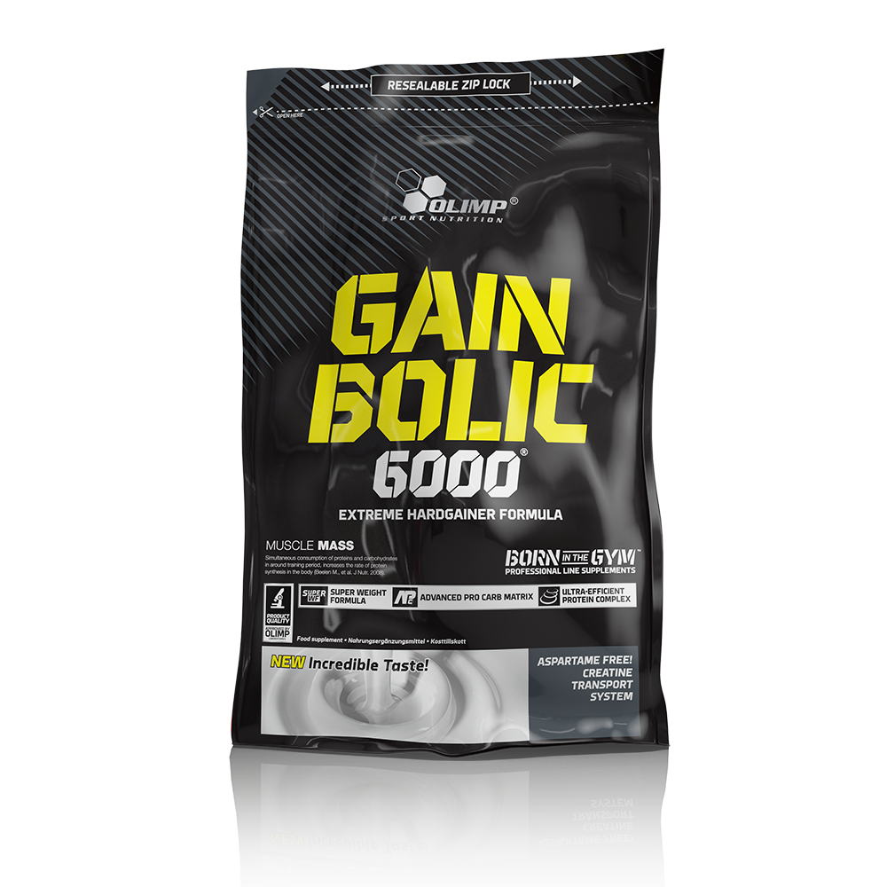 Olimp Sport Nutrition Gainbolic 6000 1 kg