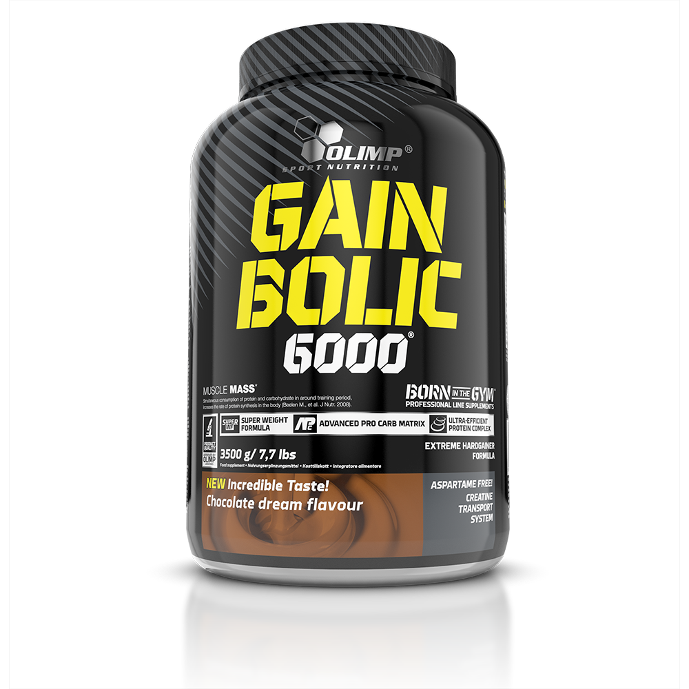 Olimp Sport Nutrition Gainbolic 6000 3,5 kg