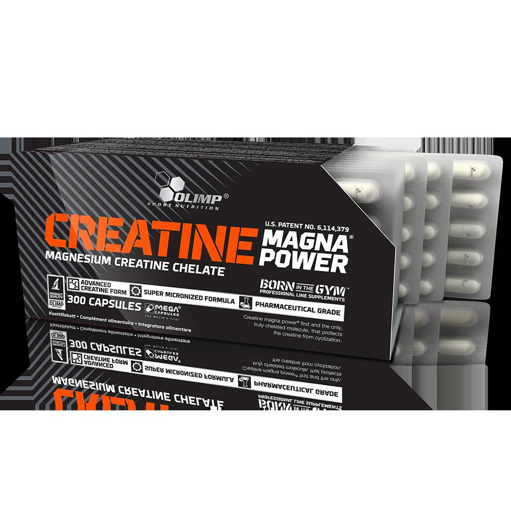 Olimp Sport Nutrition Creatine Magna Power 300 kap.