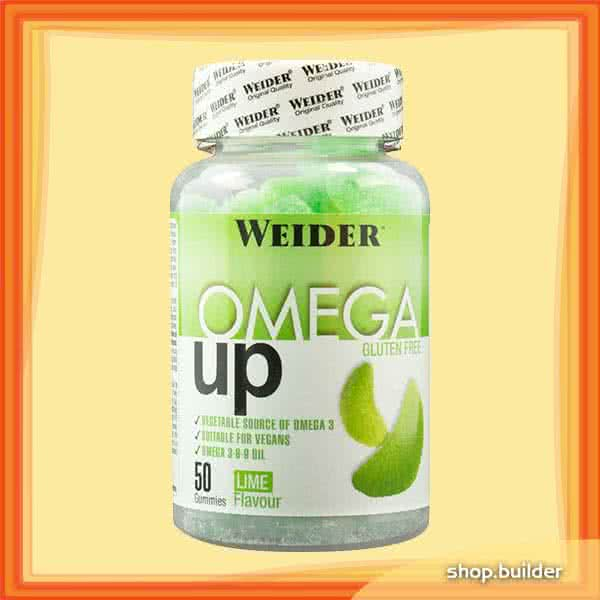 Weider Nutrition Omega Up 50 r.t.