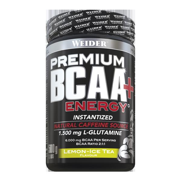 Weider Nutrition Premium BCAA+Energy 500 gr.