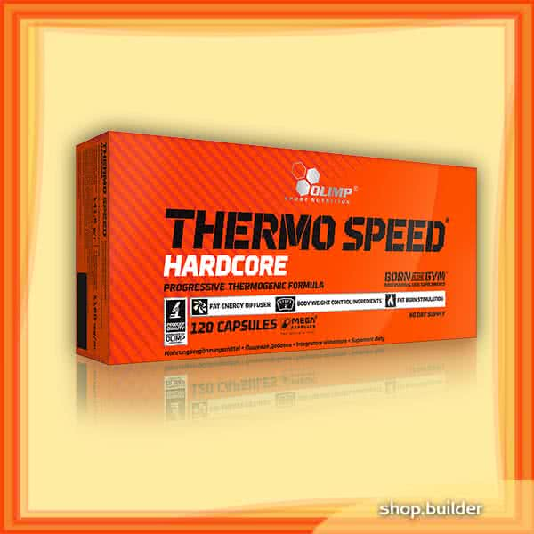 Olimp Sport Nutrition Thermo Speed Hardcore 120 kap.
