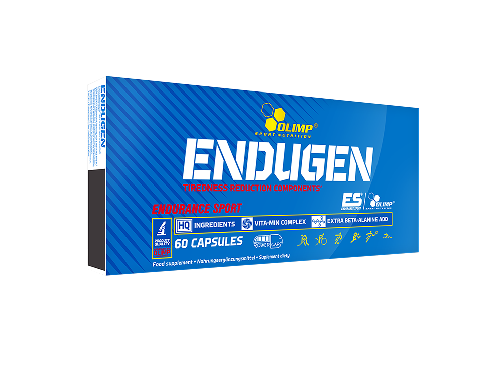 Olimp Sport Nutrition Endugen 60 kap.
