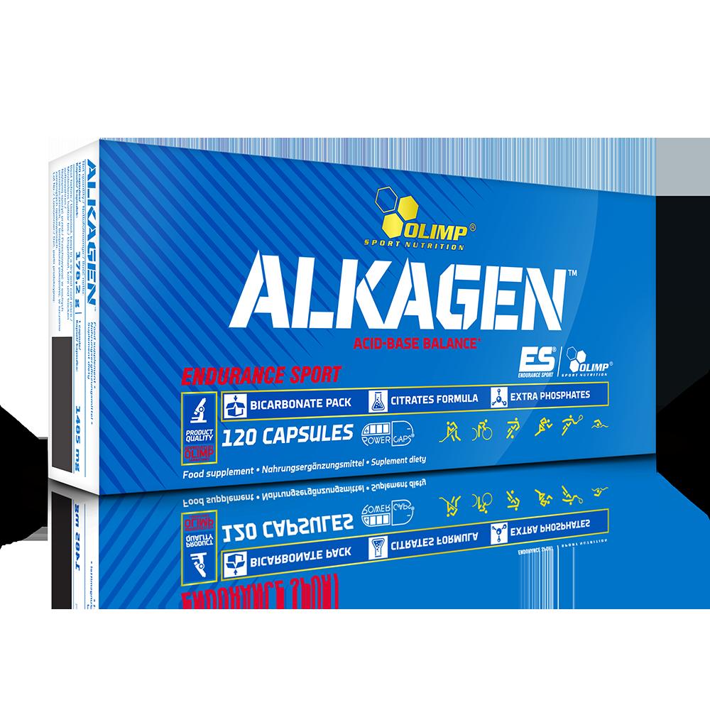 Olimp Sport Nutrition Alkagen 120 kap.