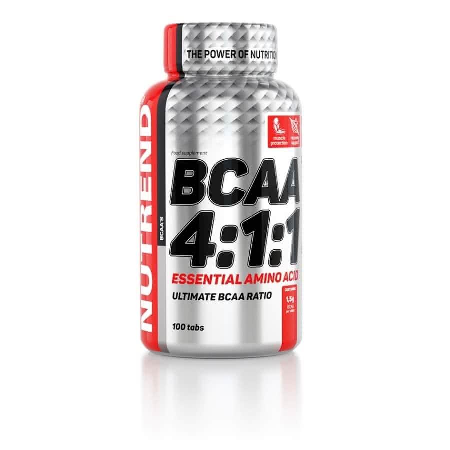 Nutrend BCAA 4:1:1 100 tab.