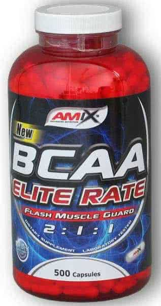 Amix BCAA Elite Rate 500 kap.
