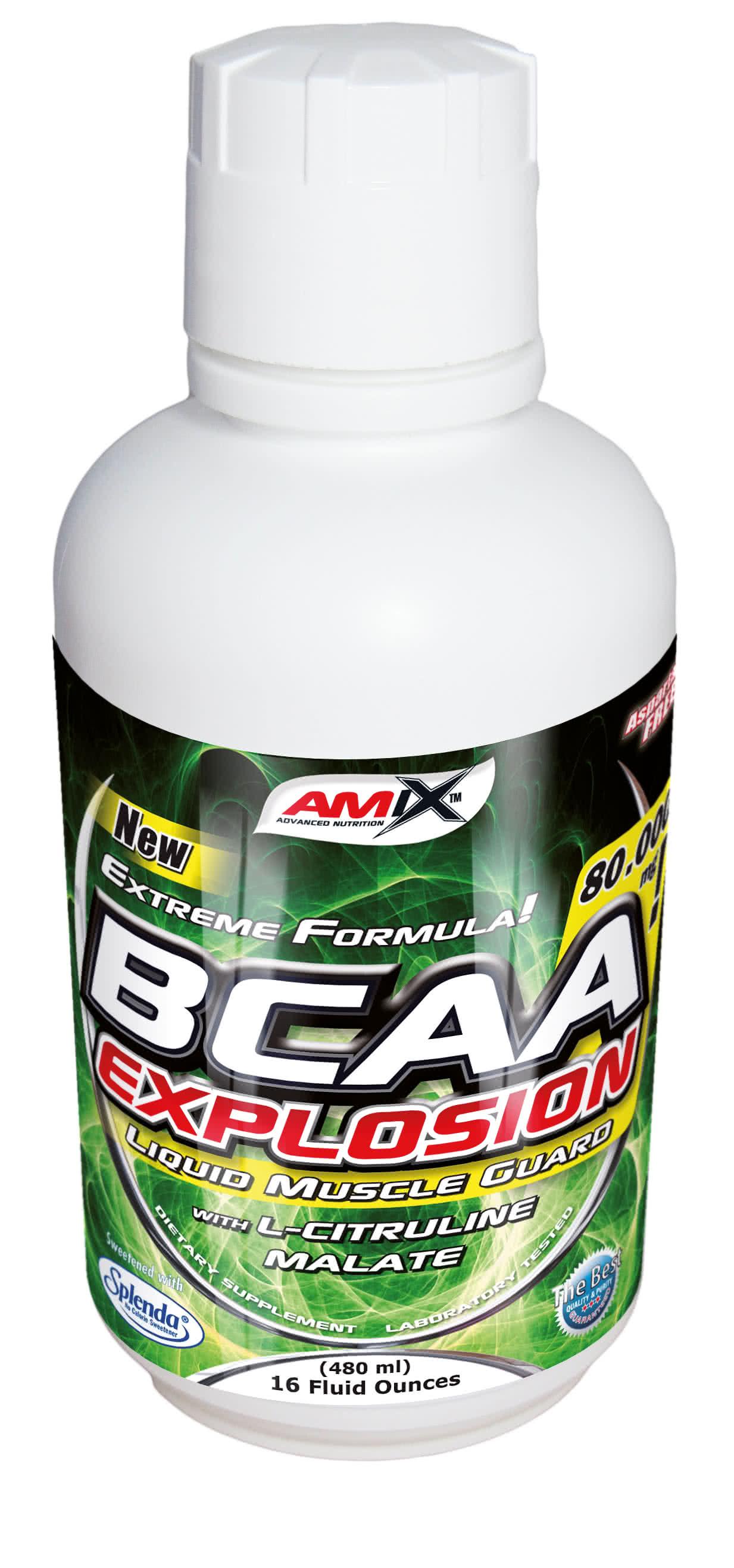 Amix BCAA Explosion 0,48 lit.