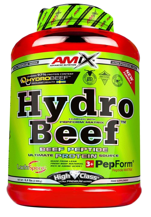 Amix Hydro Beef Protein 2 kg