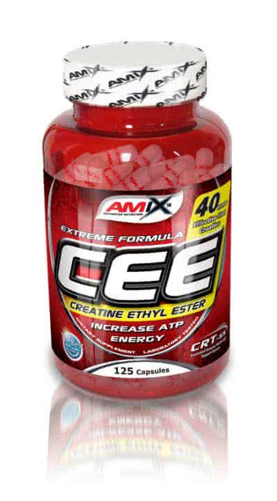Amix CEE Caps 125 kap.