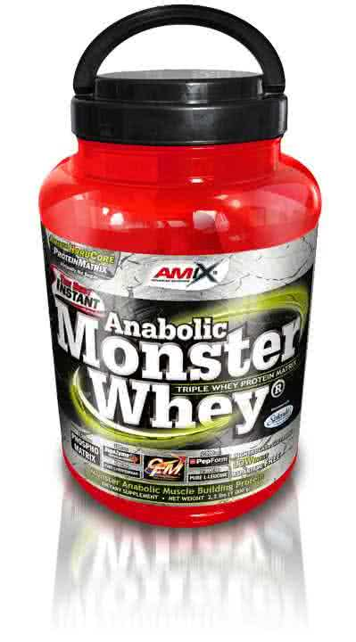 Amix Anabolic Monster Whey 1 kg