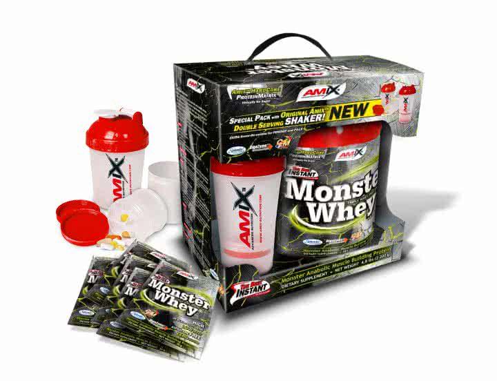 Amix Anabolic Monster Whey Protein Box 2 kg