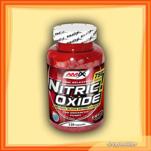 Amix Nitric Oxide 120 kap.