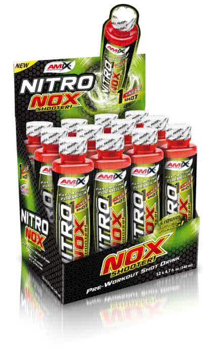 Amix NitroNox® Shooter 12x140ml