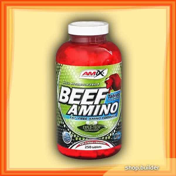 Amix Beef Amino Tabs 250 tab.
