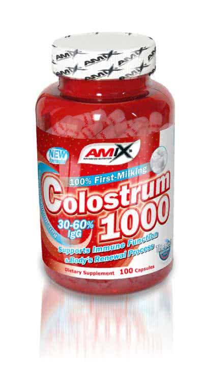 Amix Colostrum 100 kap.