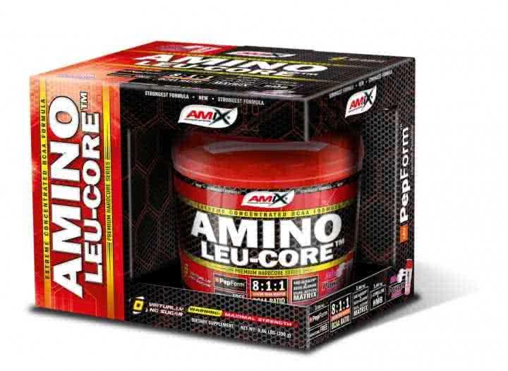 Amix Amino LEU-CORE™ 8:1:1 390 gr.