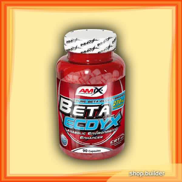 Amix Beta-Ecdyx Pure 90 kap.