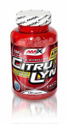 Amix CitruLyn® 120 kap.