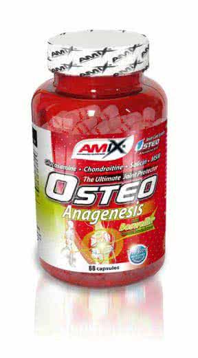 Amix Osteo Anagenesis 60 kap.