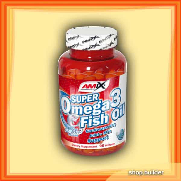 Amix Super Omega3 Fish Oil 90 g.k.
