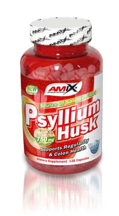 Amix Psyllium Husk 120 kap.