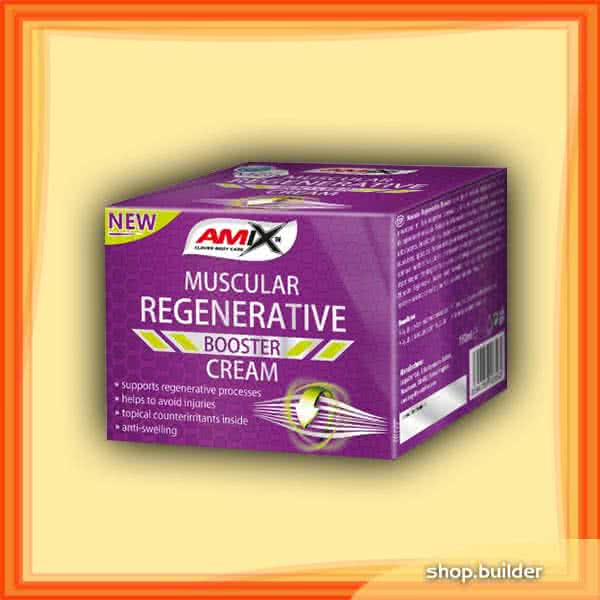 Amix Muscular Regenerative Booster Krém 200 ml