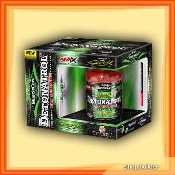 Amix Detonatrol™ 90 kap.