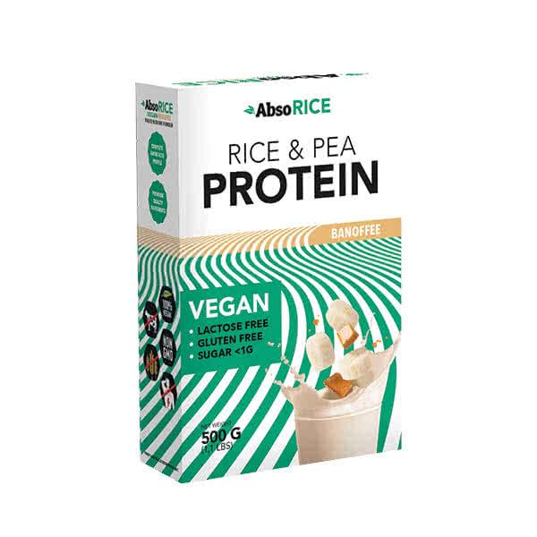 AbsoRice AbsoRice Rizs fehérje 0,5 kg