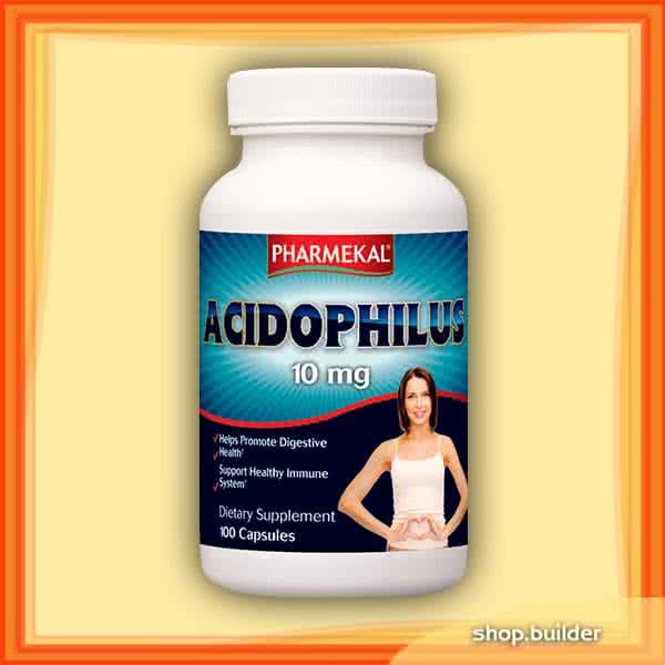 Pharmekal Acidophilus (10 mg) 100 kap.