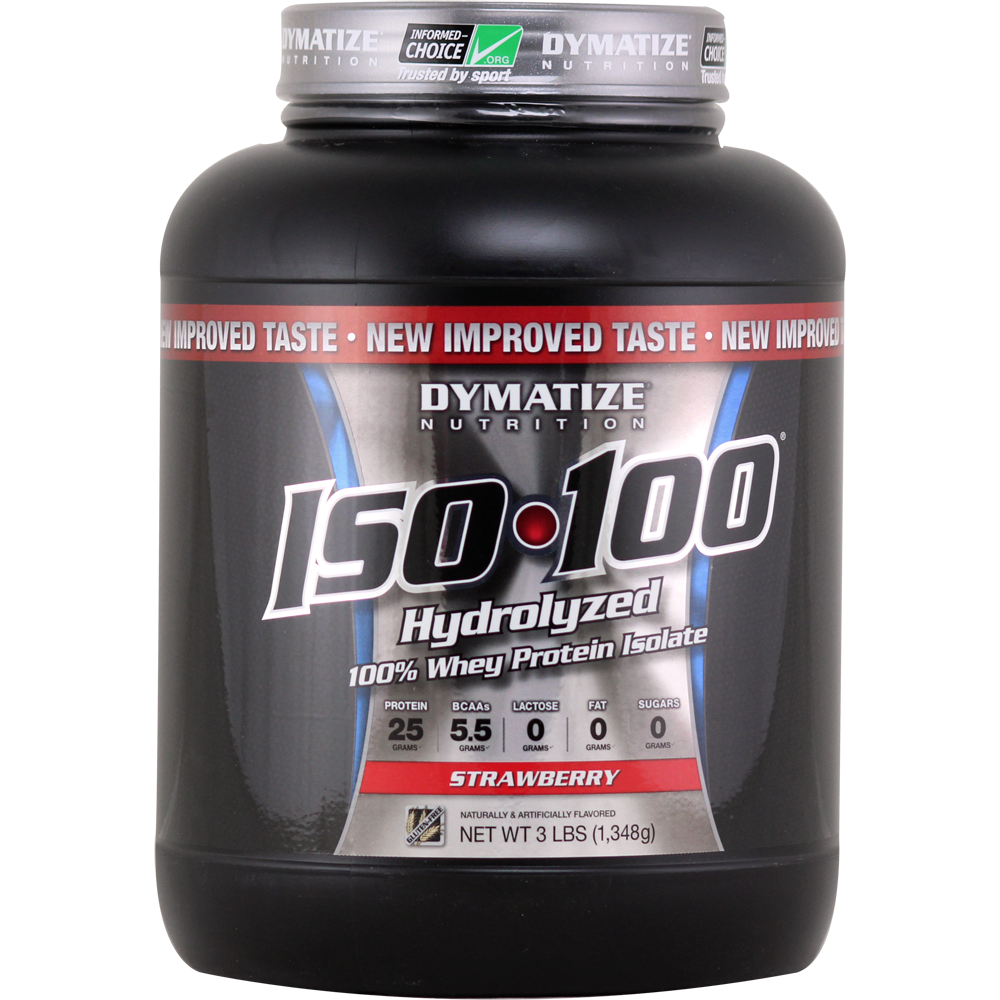 Dymatize Iso-100 1,342 kg