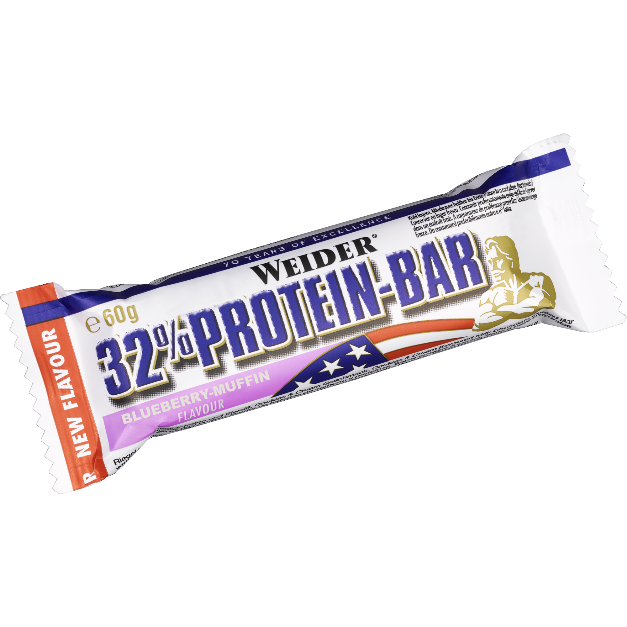 Weider Nutrition 32% Protein Bar 60 gr.