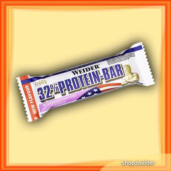 Weider Nutrition 32% Protein Bar 60 gr.