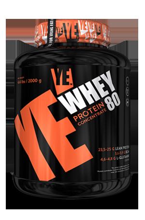 Ye Nutrition Whey 80 2 kg