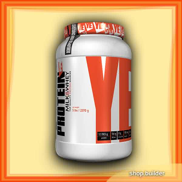 Ye Nutrition Milk&Whey Protein 2,27 kg