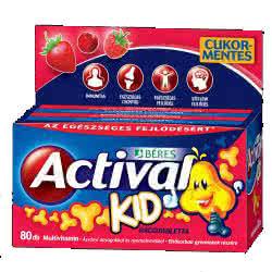 Béres Actival Kid 80 r.t.