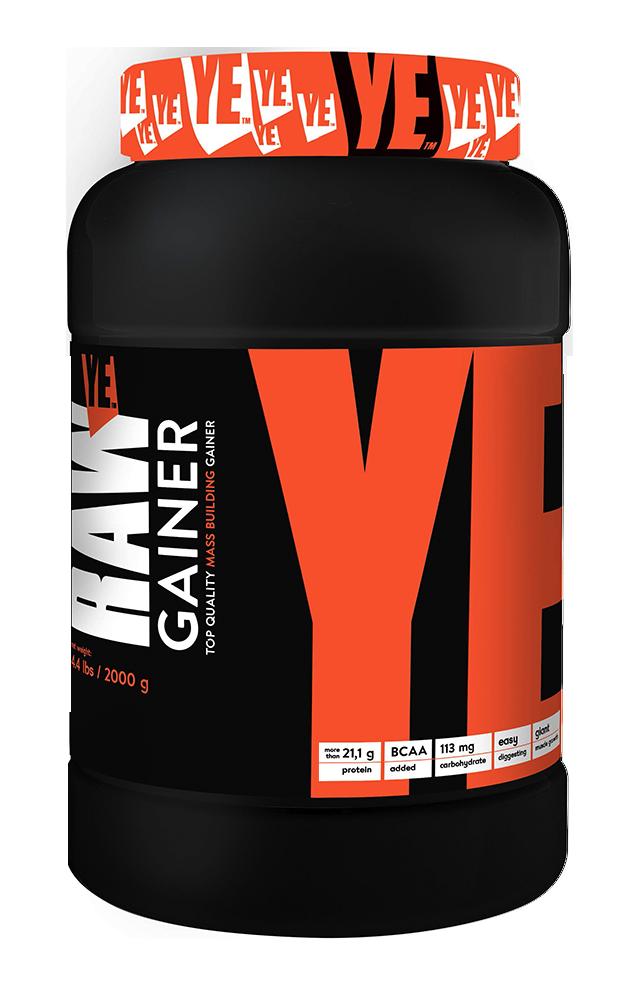 Ye Nutrition RAW Gainer 4 kg