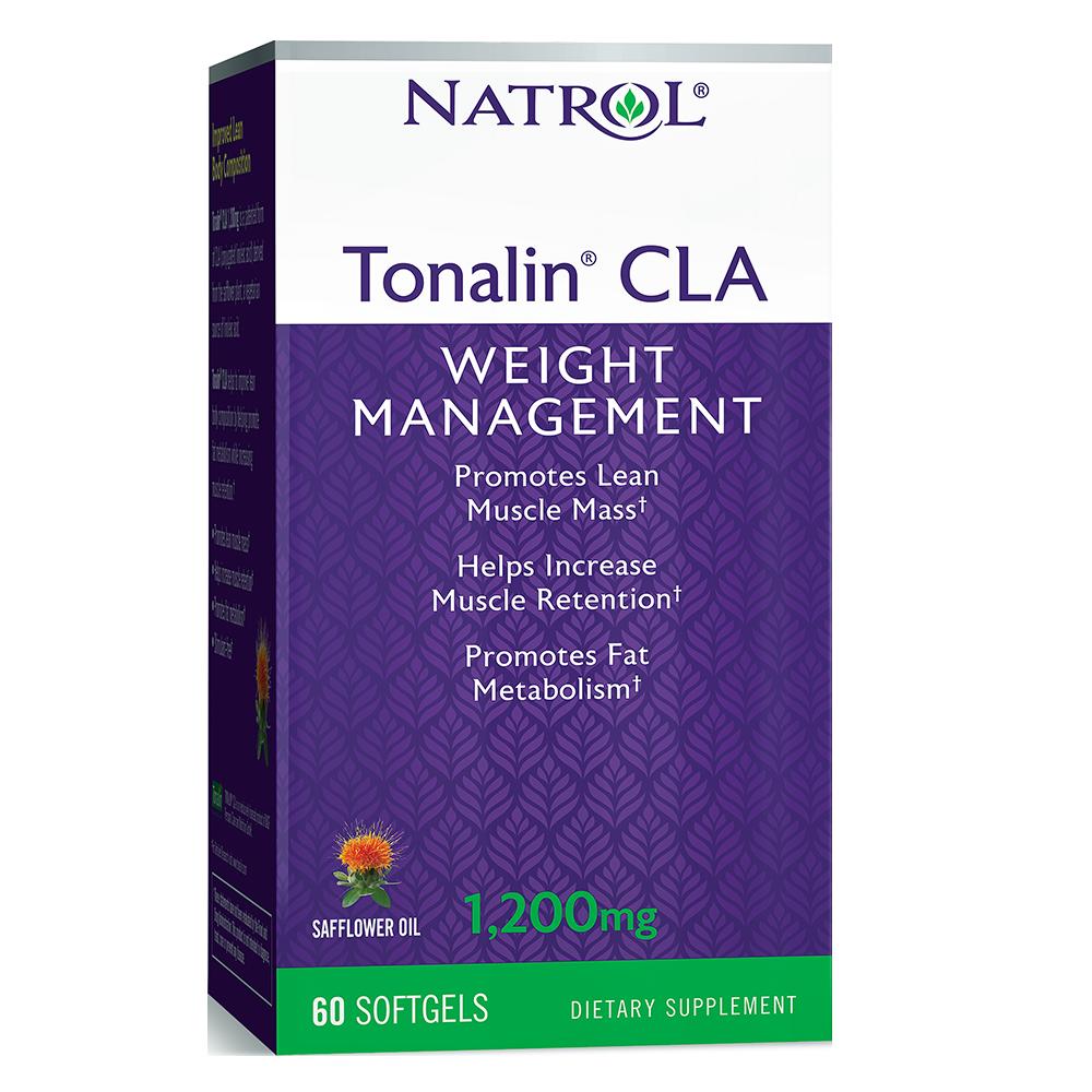 Natrol Tonalin CLA 60 g.k.