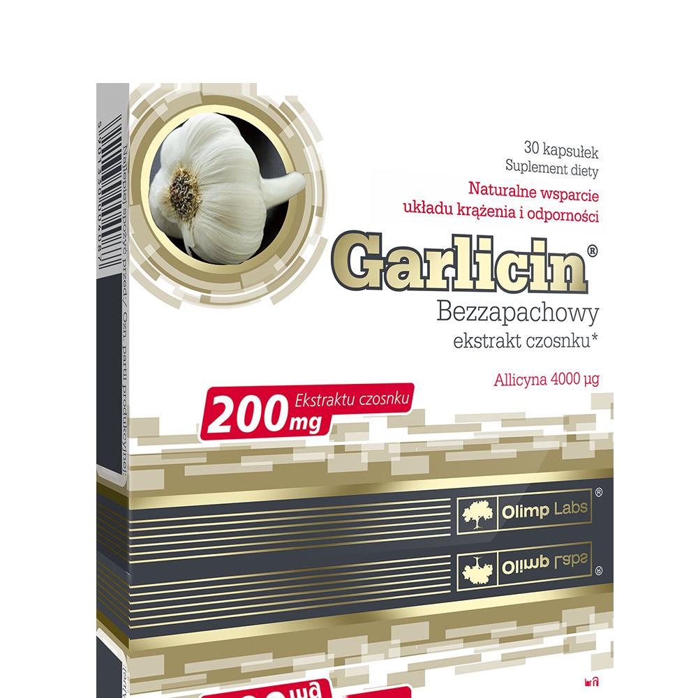 Olimp Sport Nutrition Garlicin 30 kap.