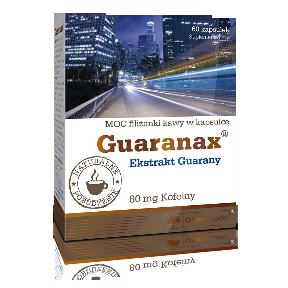 Olimp Sport Nutrition Guaranax 60 kap.