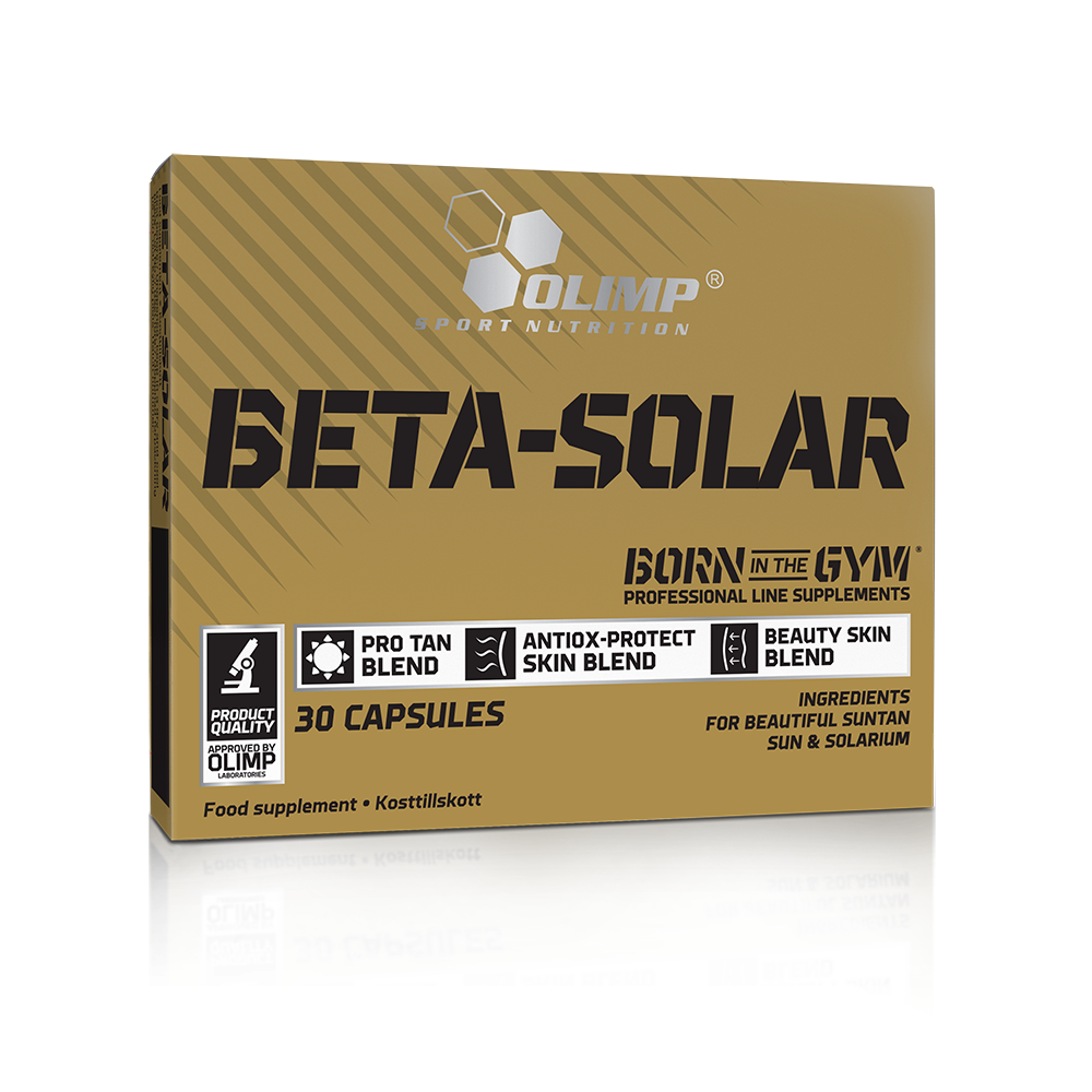 Olimp Sport Nutrition Beta-Solar 30 kap.