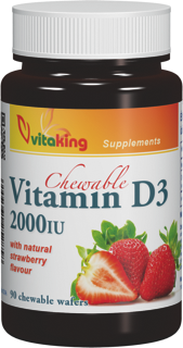 VitaKing D3 Vitamin 2000NE 90 r.t.