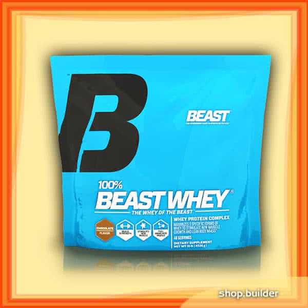 Beast Nutrition 100% Beast Whey 0,908 kg