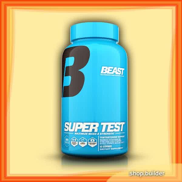Beast Nutrition Super Test 180 kap.
