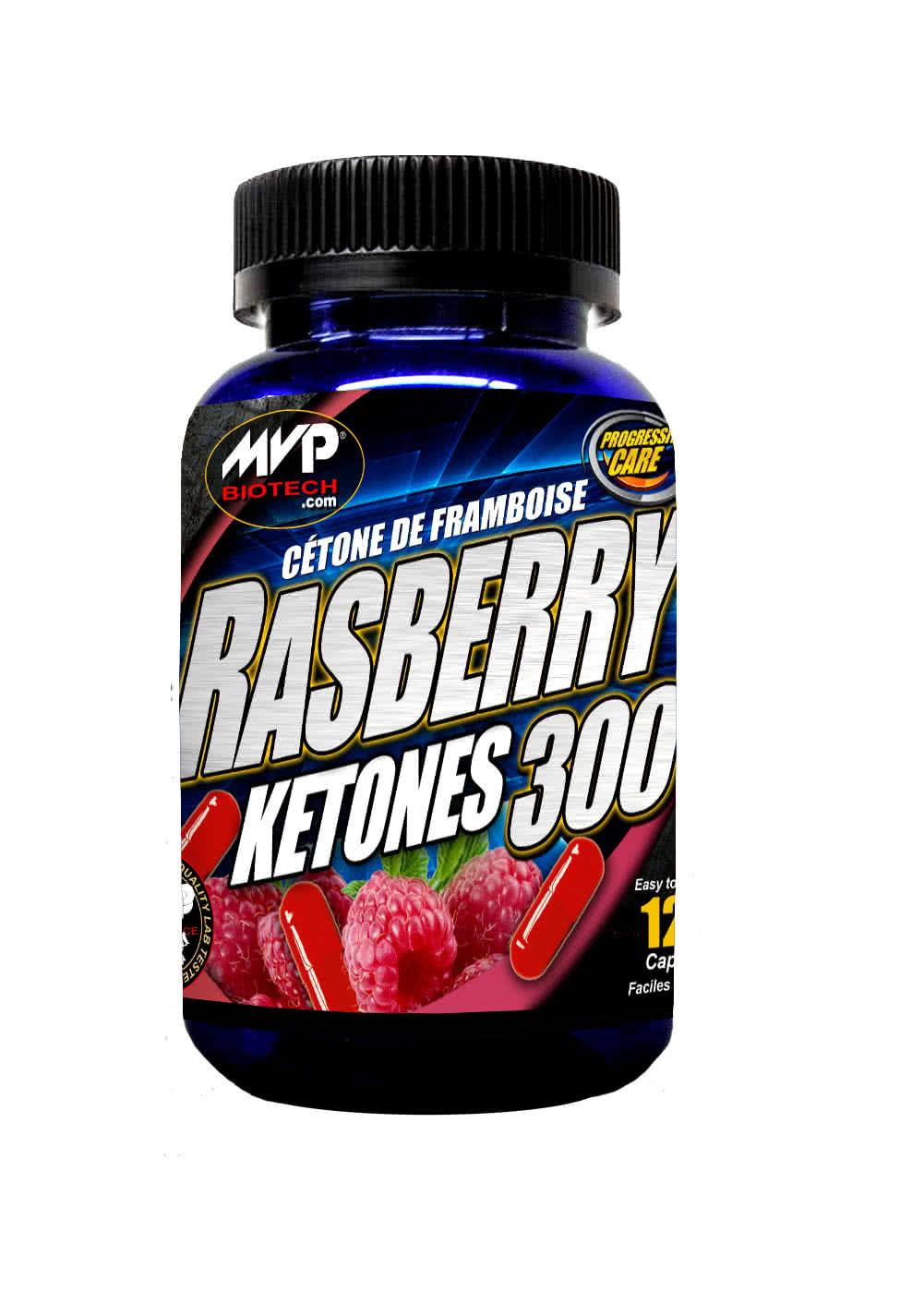 MVP Biotech Raspberry Ketones 120 kap.