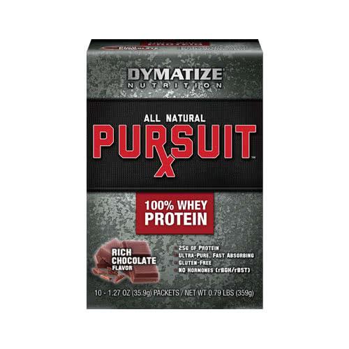 Dymatize Pursuit RX 100% Whey Protein 0,359 kg