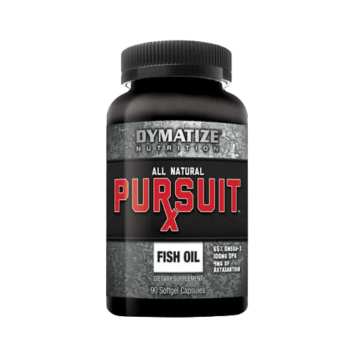Dymatize Pursuit RX Fish Oil 90 g.k.