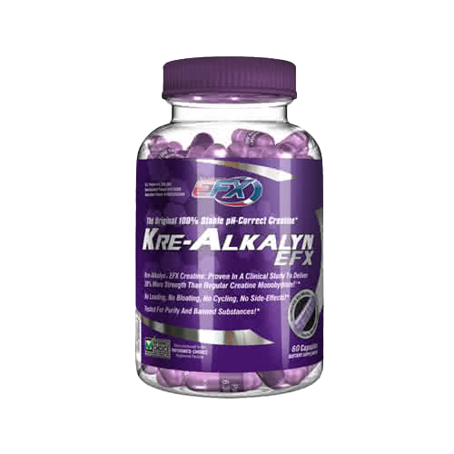 EFX Kre Alkalyn® Caps 60 kap.