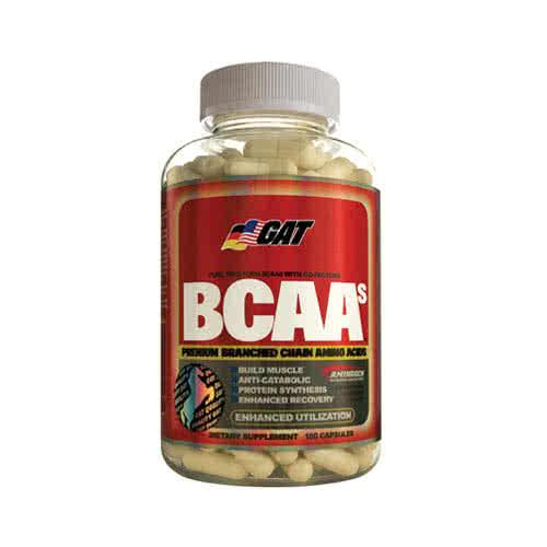 GAT Sport BCAAs 180 kap.