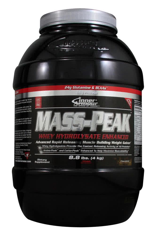 Inner Armour Mass Peak 3,992 kg